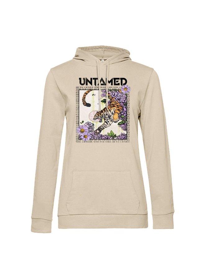 Untamed hoodie