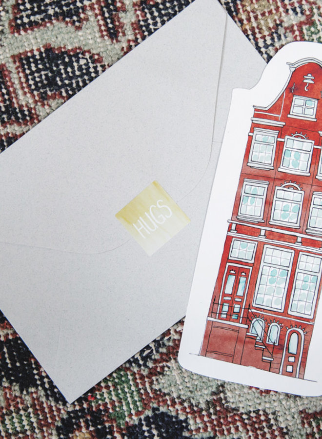 Cut out Cards - House