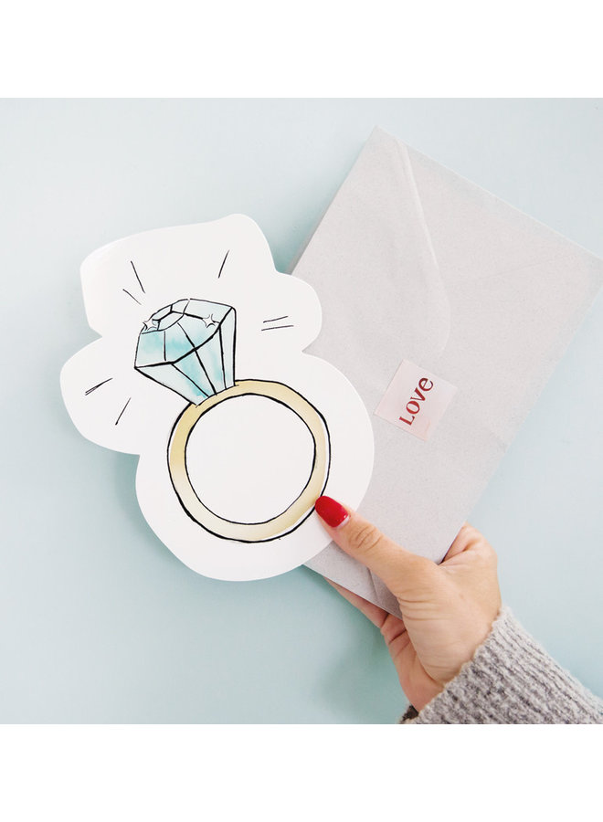 Cut out Cards - Ring