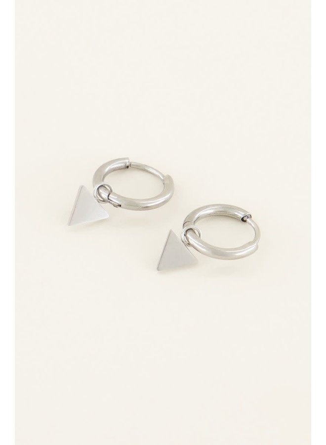 Oorringen driehoek