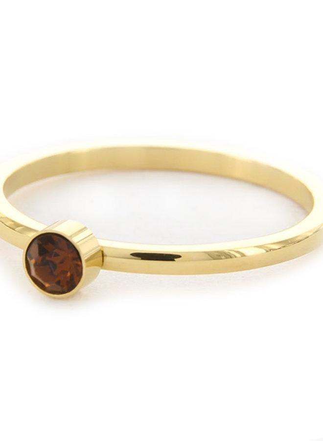 4077 Topaas Ring