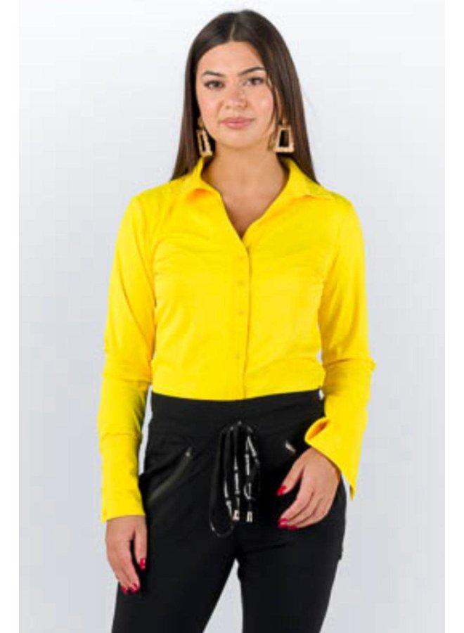Shirt Shantionea - Yellow