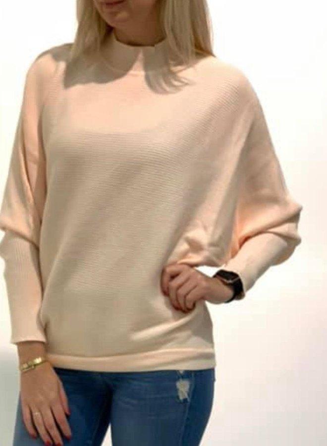 Merel Trui - one size - Licht Roze