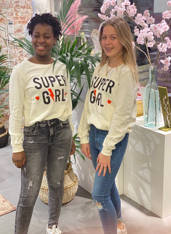Sweater Super Girl