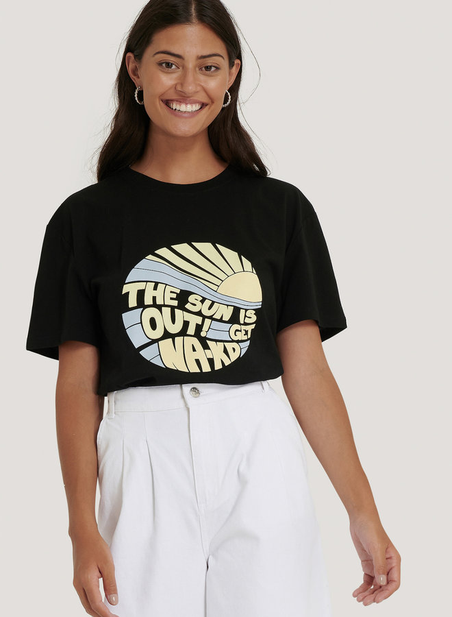 Sun Is Out T-shirt