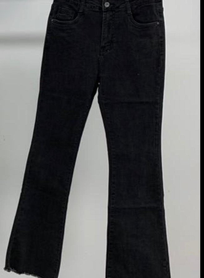 Redial High Waste Flared Jeans