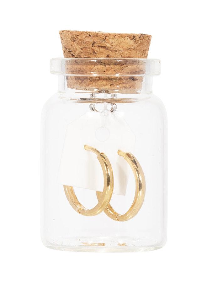Oorbellen goud - chique click