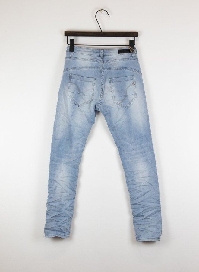 Place du Jour Baggy jog jeans