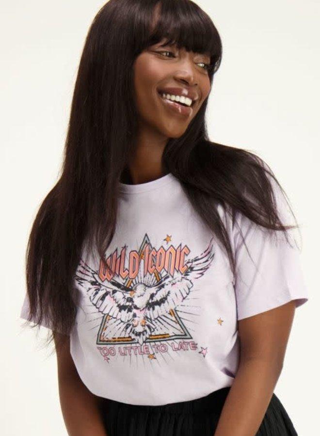 T-shirt wild iconic