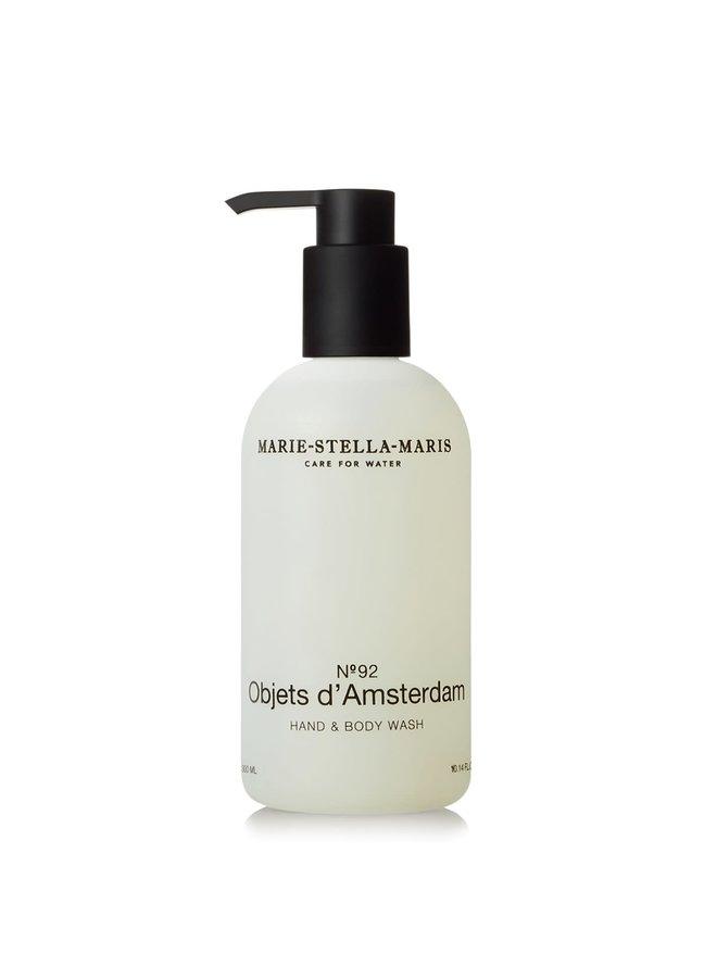 Hand & Body Wash Objets d'Amsterdam 300 ml