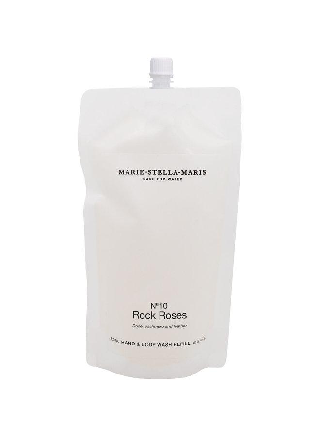 Hand & Body Wash Rock Roses Refilll 600 ml