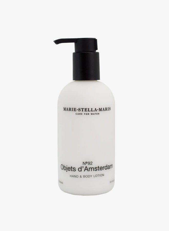 Hand & Body Lotion Objets d'Amsterdam 300 ml
