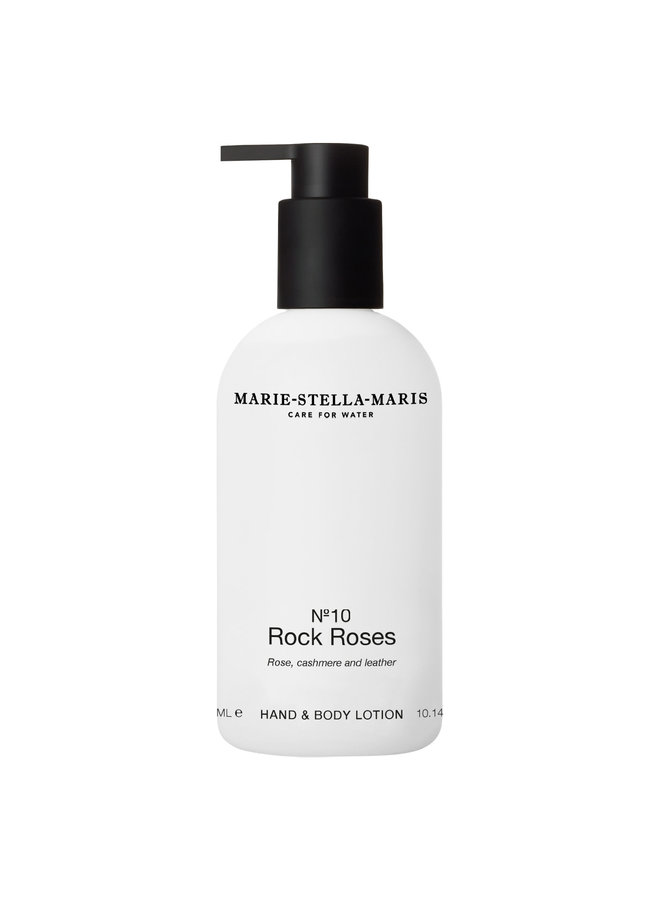 Hand & Body Lotion Rock Roses  300 ml