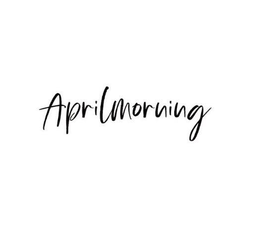 Aprilmorning