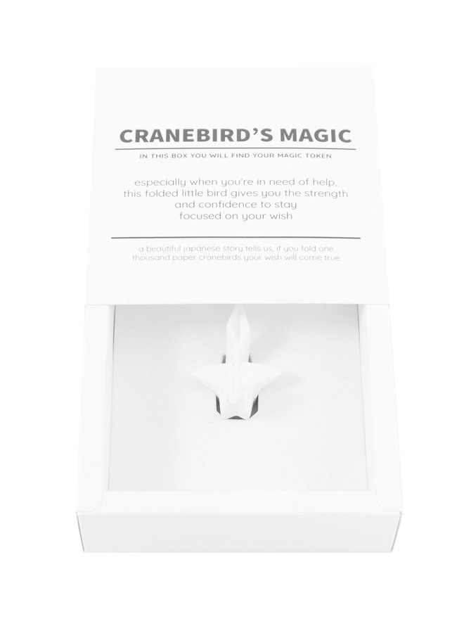 Cranebird's Magic