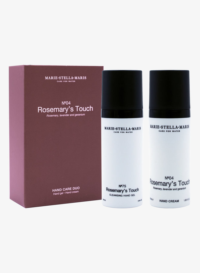 Hand Care Duo No.04 Rosemary's Touch 2x 50ml