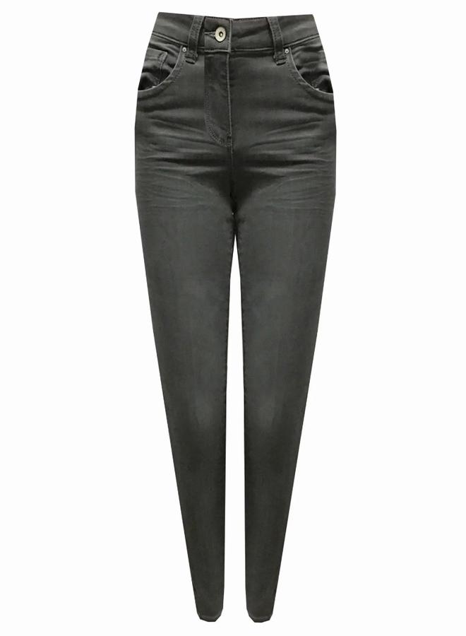 Toxik High waist skinny jeans met stretch