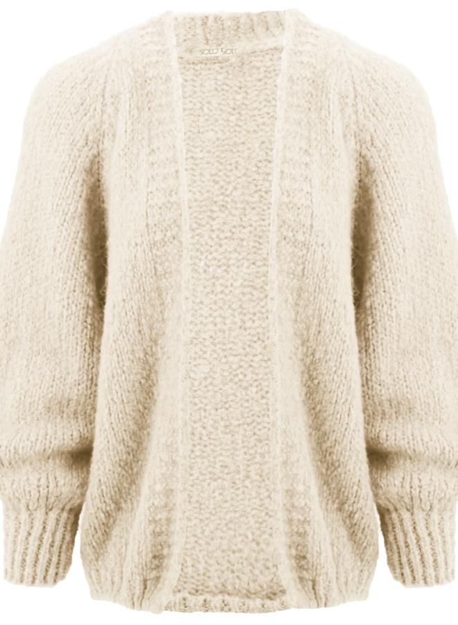 Vest Fluffy ballonmouw