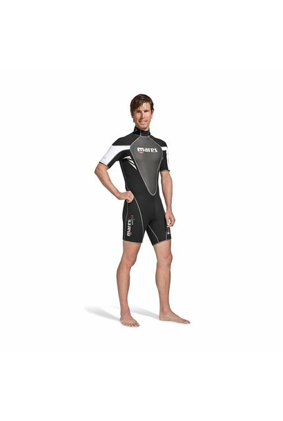 Mares Reef 2.5mm mens shorty wetsuit