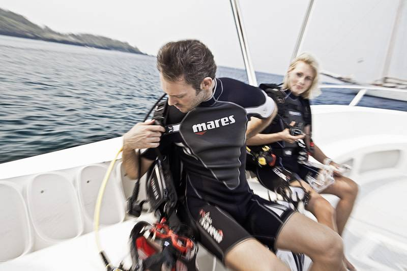 Mares Mares Reef 2.5mm mens shorty wetsuit