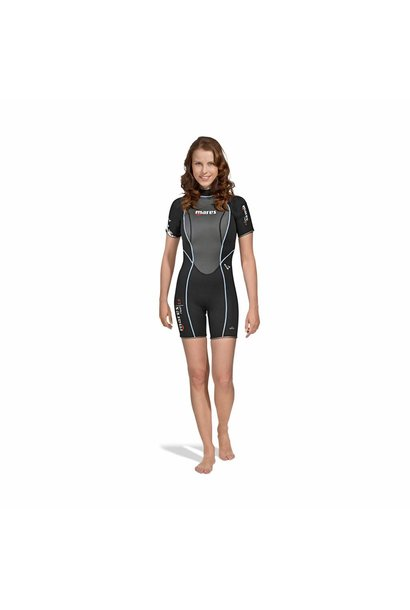 Mares Reef 2.5mm She Dives shorty wetsuit