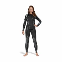 Mares Dual 5mm+5mm She Dives 2 piece wetsuit