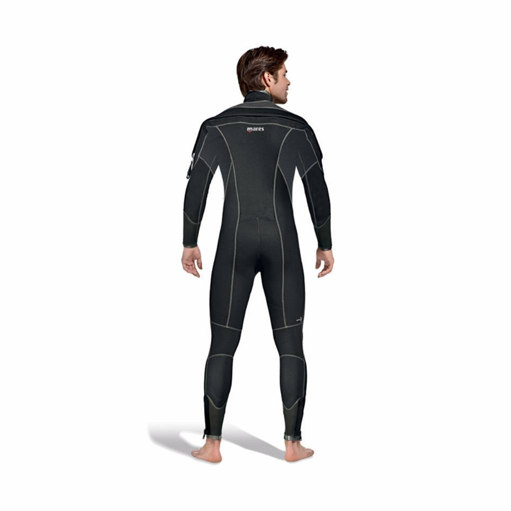 Mares Flexa Therm 6.5mm mens semi-dry suit-2