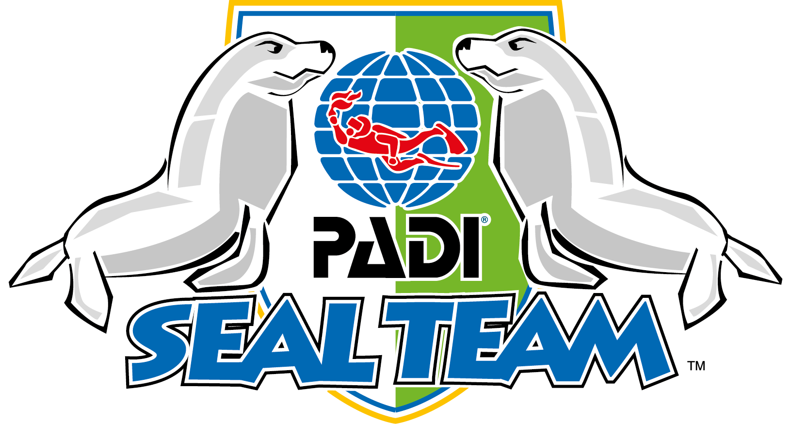 PADI Seal Team Logo