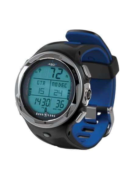Aqua Lung i450 watch with USB