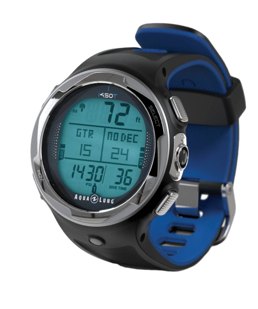 Aqua Lung i450 watch with USB-1