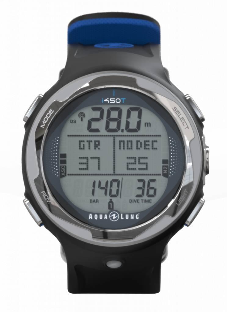 Aqua Lung i450 watch with USB-2