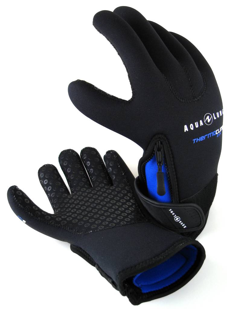 Aqua Lung Thermocline Zip Gloves-1