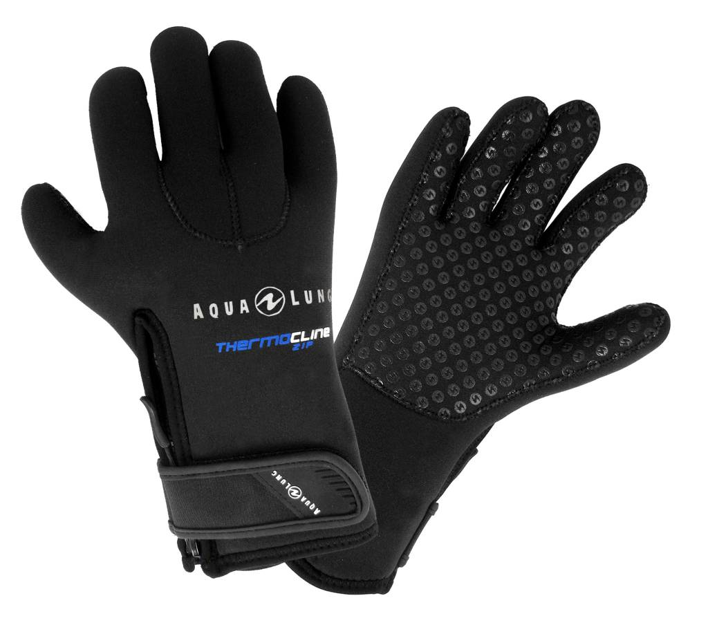 Aqua Lung Thermocline Zip Gloves-2