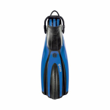 Mares Mares Superchannel over heel fins with rubber bungee straps