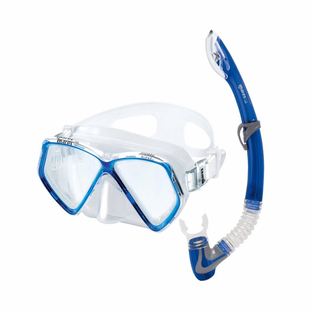 Mares Aquazone Pirate mask/snorkel set-1