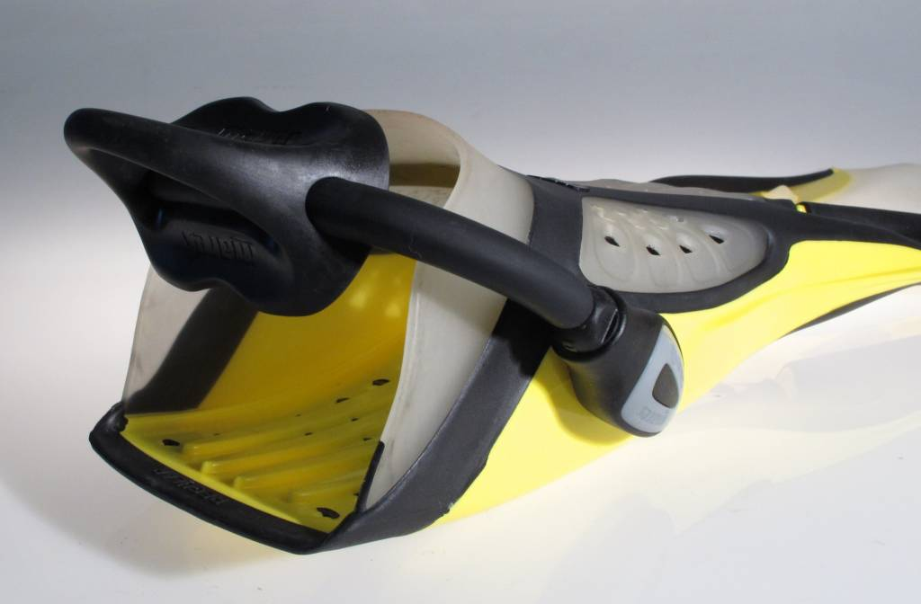 Mares bungee fin strap-4