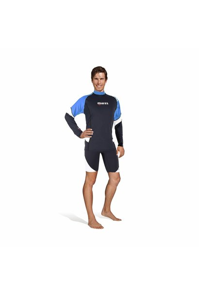 Mares Mens long sleeve rash guard - loose fit