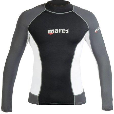 Mares Mares Mens long sleeve rash guard - slim fit
