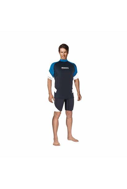 Mares Mens short sleeve rash guard - loose fit