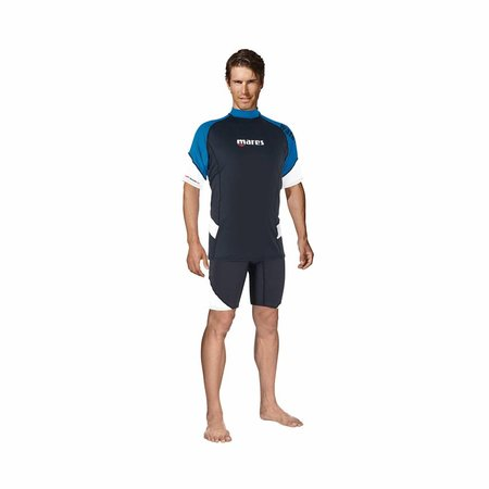 Mares Mares Mens short sleeve rash guard - loose fit