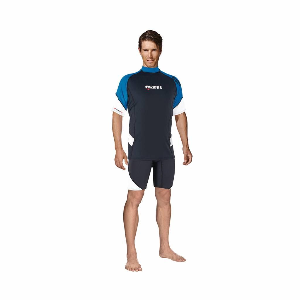 Mares Mares Mens short sleeve rash guard - loose fit