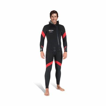 Mares Mares Dual 5mm+5mm mens 2 piece wetsuit