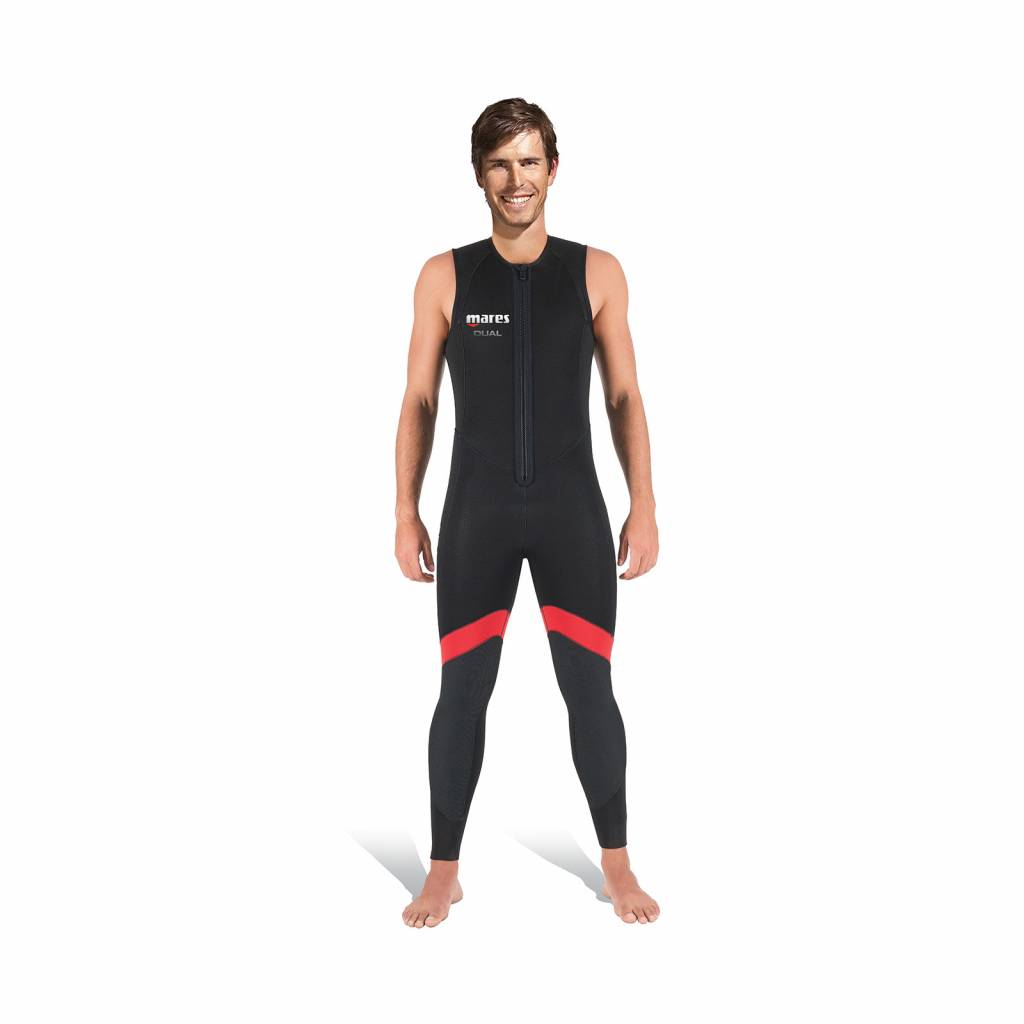 Mares Mares Dual 5mm+5mm mens 2 piece wetsuit