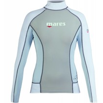 Mares She Dives long sleeve rash guard - slim fit