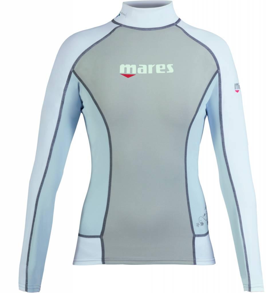 Mares She Dives long sleeve rash guard - slim fit-1