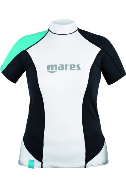 Mares She Dives short sleeve rash guard - loose fit