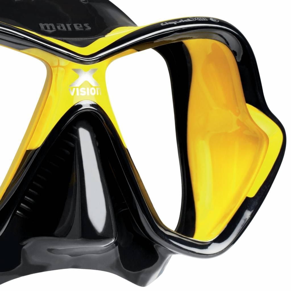 Mares X-Vision Ultra Liquidskin Mask-3