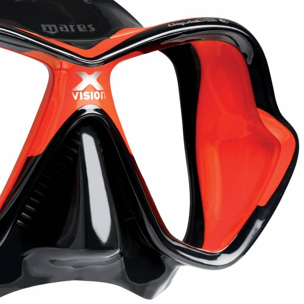 Mares X-Vision Ultra Liquidskin Mask-5