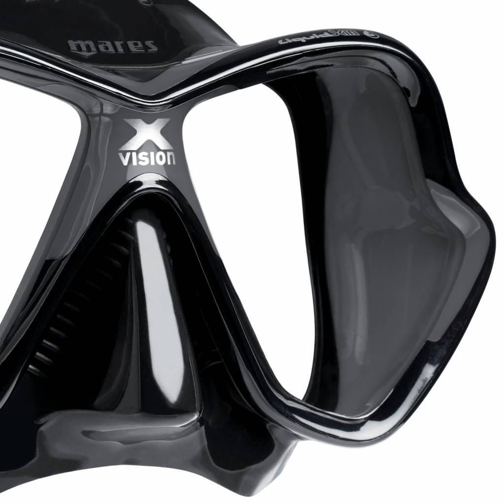 Mares X-Vision Ultra Liquidskin Mask-7