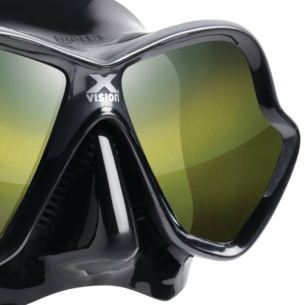 Mares X-Vision Ultra Liquidskin Mask-10